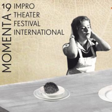 MOMENTA 19: »Improjam« | Theaterturbine und Gäste