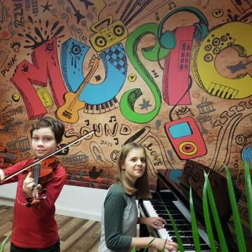 »Musikschule in Concert«   Musikschule TonArt