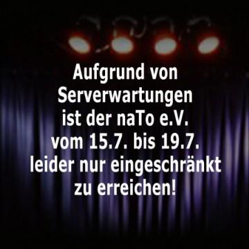 Veranstaltungsbild für Serverwartung naTo e.V.