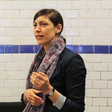»Eine melancholische Revolte: Nichtstun in der Literatur, politisch gelesen« | Nassima Sahraoui