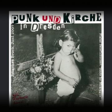 »Der letzte Pogo vorm Altar - Kirche, Musik und Opposition in der DDR 1989« in der Galerie KUB