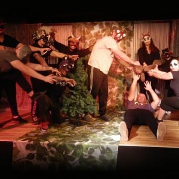 »Total vergrincht« | Statttheater (Theater AG der MRV St. Georg)