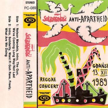 Im Sieg solidarisch: Das Solidarity Anti-Apartheid Festival am 13.12.1989, Gda?sk