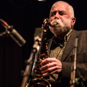 Peter Brötzmann | EUPHORIUM Internationales Mini-Festival
