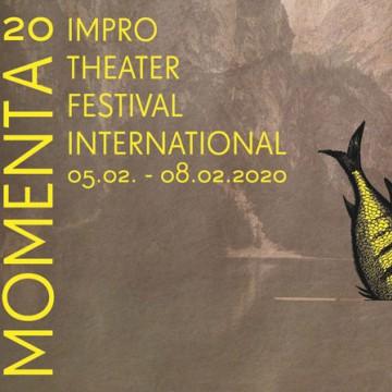 Momenta 20 - »Improjam« | TheaterTurbine mit allen Gästen