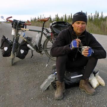 »Von Alaska nach Feuerland« – 41.000 km mit dem Fahrrad durch Amerika| Thomas Meixner