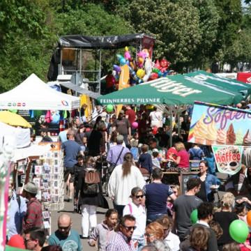 Veranstaltungsbild für Fockebergmarkt