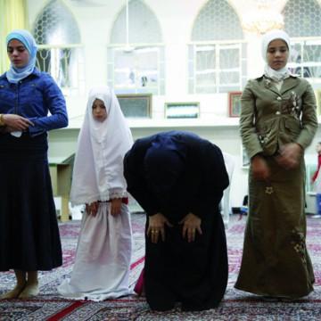 Screening Religion: THE LIGHT IN HER EYES