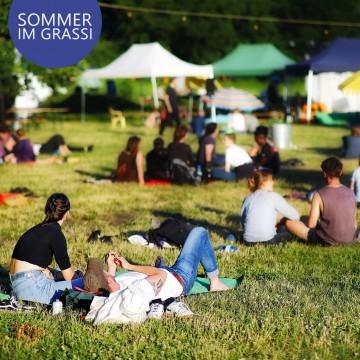 SOMMER IM GRASSI: Hörspielsommer mit ausgewählten Wettbewerbsstücken