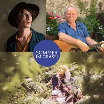 SOMMER IM GRASSI: Lieder-Revue | Leipziger Liedernächte