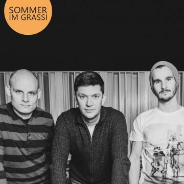 SOMMER IM GRASSI: Arne Jansen Trio & Reza Askari's Roar