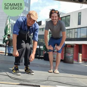 SOMMER IM GRASSI: Das Labor | TheaterTurbine